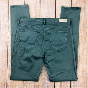Ag Adriano Goldschmied Pants - AG Adriano Goldschmied The Prima Skinny Pants